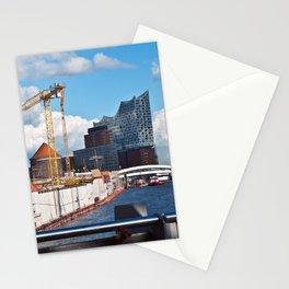 Port of Hamburg Stationery Cards