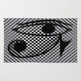 Eye of Horus2 Rug