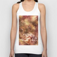 meditation Tank Tops featuring Meditation by Myriam D. O.