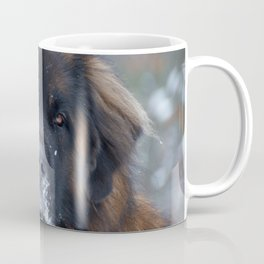 Brown Eyes Coffee Mug