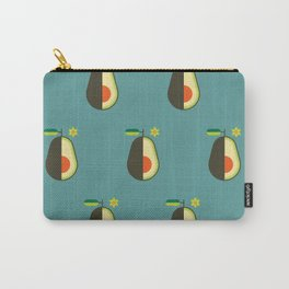 Fruit: Avocado Carry-All Pouch