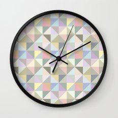 Shapes 003 Wall Clock