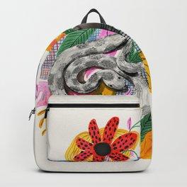Fancy Snake Backpack