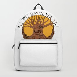Eclectic Revival - Official Logo Backpack