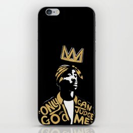 King of the West iPhone Skin