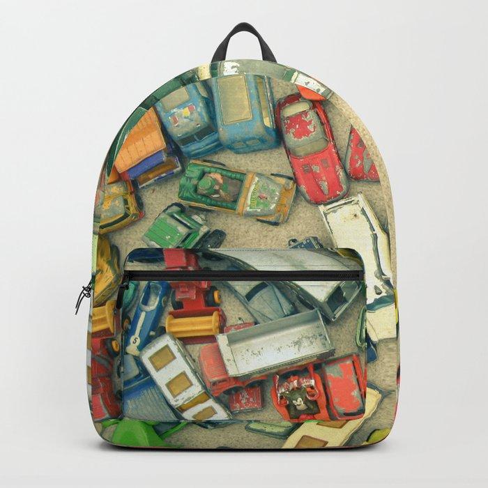 Traffic Jam Backpack