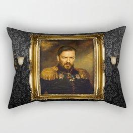 Ricky Gervais - replaceface Rectangular Pillow