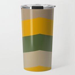 Moraccon chevron Travel Mug