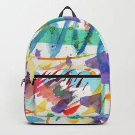 Rhapsody in Blue Backpack