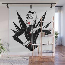 Sasha Velour, RuPaul's Drag Race Queen Wall Mural