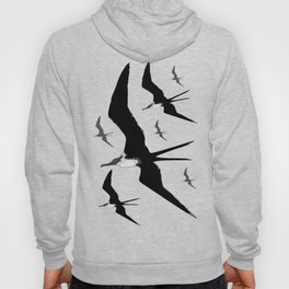 Frigate Birds Flying Hoody