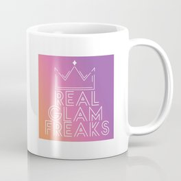 Real Glam Freaks Coffee Mug