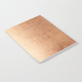 Simply Deep Bronze Amber Notebook
