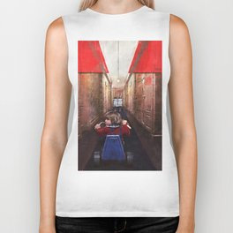 The Ghost Twins - Forever And Ever - The Shining Biker Tank