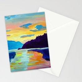 Crossing Lake Okanagan Stationery Cards