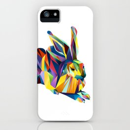 Hans Hase iPhone Case