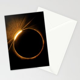 Solar Eclipse  8-21-17 Stationery Cards