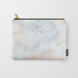 Dissipate - Bright Colorful Ocean Seascape Carry-All Pouch