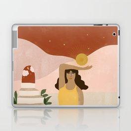 Stairway to Unknown Laptop & iPad Skin