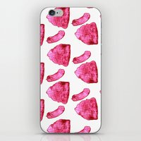 meat iPhone & iPod Skins featuring Meat by XiaBoiii