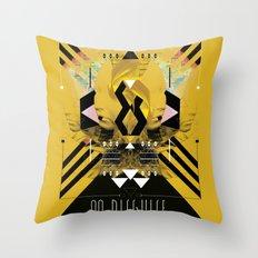 ::No Disguise:: Throw Pillow