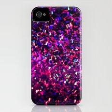 fascination in purple iPhone (4, 4s) Slim Case