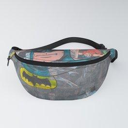 Bat the Caped Crusader Fanny Pack