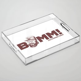 BAMM!!! Acrylic Tray