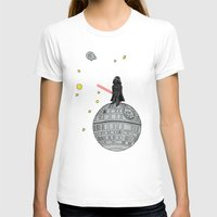 le petit prince T-shirts featuring Le Petit Vader by Beth Naeyaert