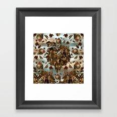 Sanctus Framed Art Print