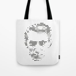 CLAUDE SHANNON | Legends of computing Tote Bag