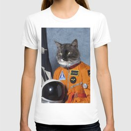 Cats astranout T-shirt
