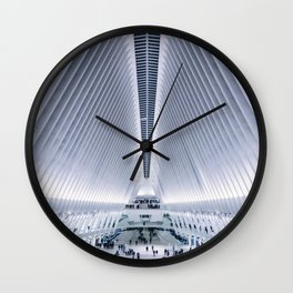 The Oculus Wall Clock