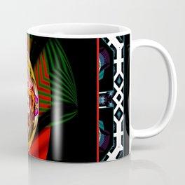 *Cool Green Knight* Coffee Mug