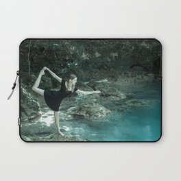 Standing goddess of the Basque Laptop Sleeve