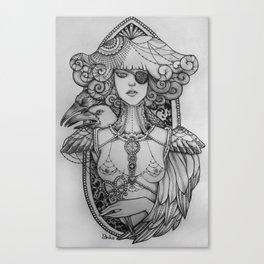 Josephine Canvas Print