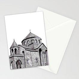 Saint Hripsime Church (Armenia) Stationery Cards