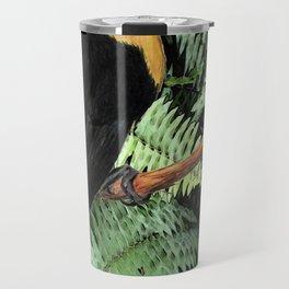 Toucan and Ferns Travel Mug