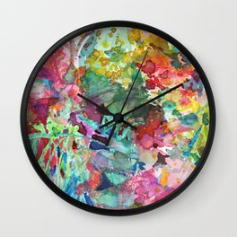 Festoon Wall Clock