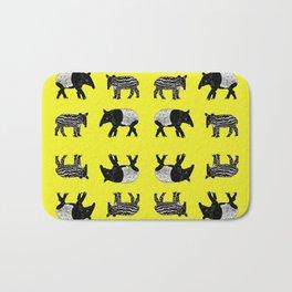 Dance of the Tapirs Bath Mat