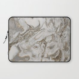 Crema marble Laptop Sleeve