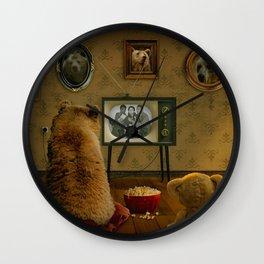 Goldilocks' Revenge Part One Wall Clock