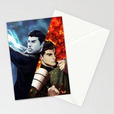 Mako and Bolin Stationery Cards