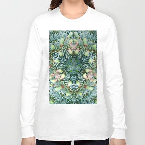 Christmas Garland Long Sleeve T-shirt