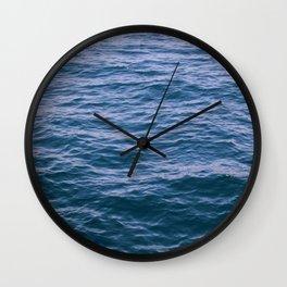 Sea - Water - Ocean Wall Clock