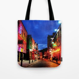 temple bar Tote Bag