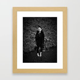 If Ronni Peww only knew Framed Art Print
