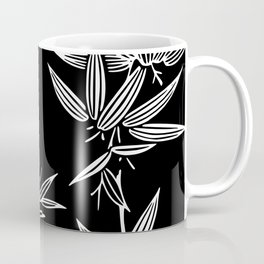 White Bamboo Coffee Mug
