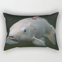 Carp FIsh Rectangular Pillow