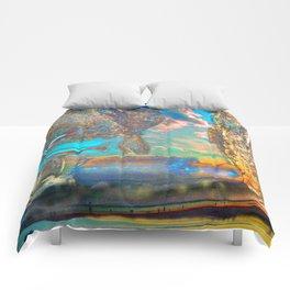 Aqua Play Comforters